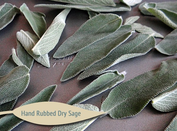 Hand Rubbed Sage from 10 days to 10 minutes!