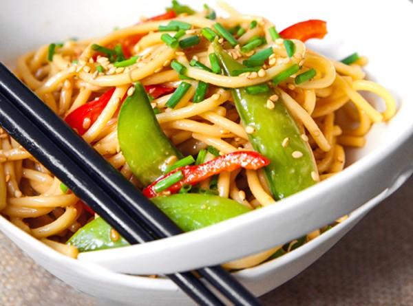 Ina Fridays – Crunchy Noodle Salad
