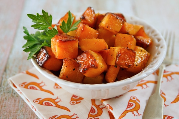 Caramelized Butternut Squash for Ina Friday