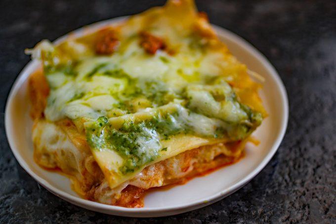 Lasagna…Three Ways